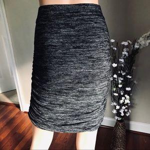 GAP Skirts - Gap Grey Lined Skirt Beautiful style!!!